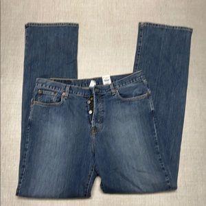 Lucky brand 36 x 37 boot cut men's jeans